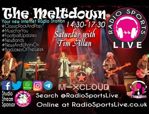 Saturday Meltdown with Tim Allan