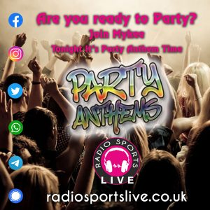 Party Anthems – Mykee
