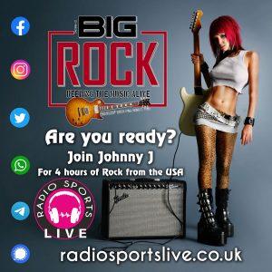 Big Rock Radio – Johnny J