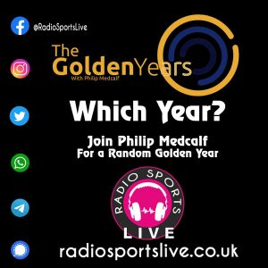 The Golden Years – Philip Medcalf