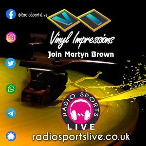 Vinyl Impressions – Martyn Brown
