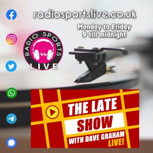 The Late Show – Dave Graham