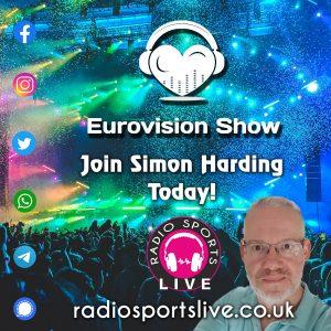 The Eurovision Show – Simon Harding