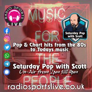 Saturday Pop with Scott