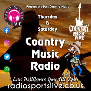 Country Hour – Lee Williams